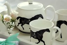 Gift Ideas for the Horse Lover / I love to get special horse themed gifts especially if it's something I might not feel I can treat myself to