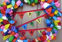 Birthday Fun / by Reggie Chandler
