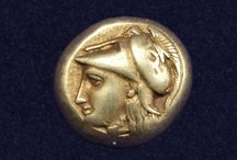 Coins from Ancient Greece