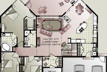 House Plans / by Rakel' Fisher Sampson