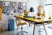 Goals { Home Studio } / Goals for my little studio