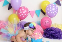 smash cake bebe 2