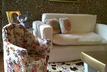 Doll Furniture DIY / by Cathy Barninger