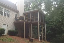 Alpharetta Deck Builder From Outback Deck, Inc.