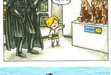 From Tatooine, Alderaan, & Dagobah