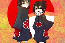 Sasuke and Itachi :3