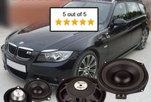 BMW Car Speakers / Find plug & play BMW car speaker upgrade kits, specific BMW car speaker systems designed to perfectly replace the factory speaker system. What speaker fits your BMW? Find the right answeres what fits your BMW