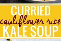 SOUPS/CASSEROLES