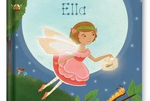 Sweet Dreams, Fairy Personalized Book / Make your little one the star of her very own fairy tale in this enchanting and fully personalized bedtime story. / by I See Me! Personalized Children's Books