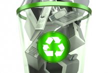 Recycling School / How to recycle items and recycling facts.