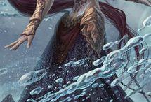 Mermaids/sirens