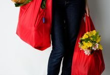 Shopping Bags & Baskets / With bags of stylish reusable alternatives, there's no need to carry plastic at the shops ever again! For use at the supermarket or at a super boutique, you'll be proud to have any one of our bags on your arm – they are recycled, reusable and sustainable.