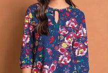 blusas estampadas lindas