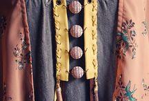 Бижутерия из текстиля