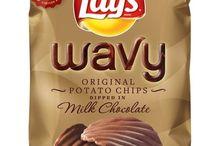 Potet Chips Bag