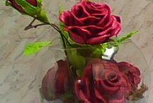 Flores de EVA - Artelier AS e CRJr