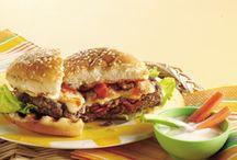 Burgers... yum