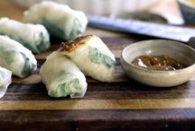 Spring Rolls / by Mallory Evans