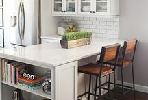 Small kitchens / New home