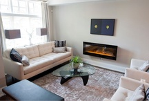 Custom Installations / We've put together some great ideas, pinned across Pinterest and the web, for inspiration in creating your own custom installation for your Dimplex fireplace.