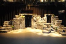 Scenography theater