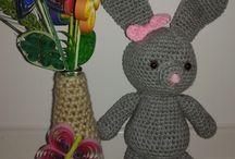 moje crochet amigurumi