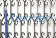 Ferrier Design expanded metal