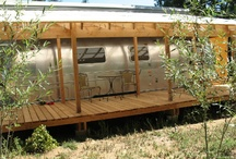 airstreams glamping and more / by Avery Downs