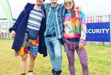SPOTTED: Street & Festival Style / A collection of the best Brag Vintage street style and festival style shots.