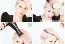 Pastel Hair ideas
