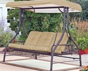 Patio Swings With Canopy