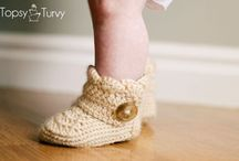 Crochet for Baby / by Threesia Goff