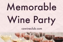 No Wine-ing Wine Party Ideas