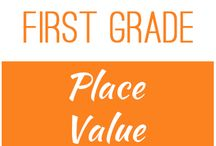First Grade: Place Value