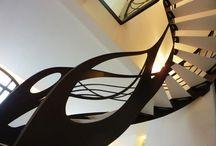 escalier up