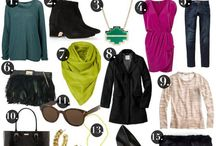 Travel wardrobe and packing