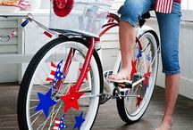 4th of July Bicycles!