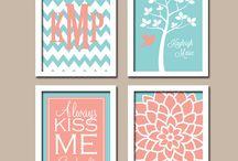 Prints and Monograms