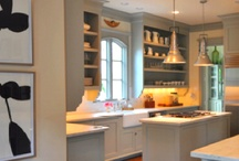 Gray & Driftwood Kitchens / by Kim Biggs