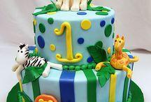 Drew's 1st Birthday