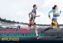 Bath - Bristol Marathon / The first inter-city marathon