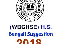H.S. Suggestion 2018