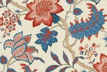 fabric: living/dining