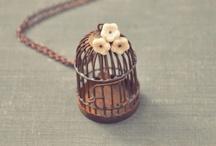 Bird Cage Ideas  / by ThePlaidBarn