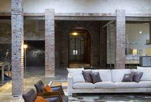 lofty-wnętrza-inspiracje / Lofty wnętrza Loft inspired design