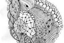 zentangles / by Lis Johnson