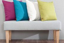 Accent & throw pillows