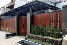 Home Fences Design