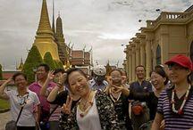 Thais toerisme flink in de lift
