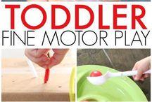 FINE motor activitys
